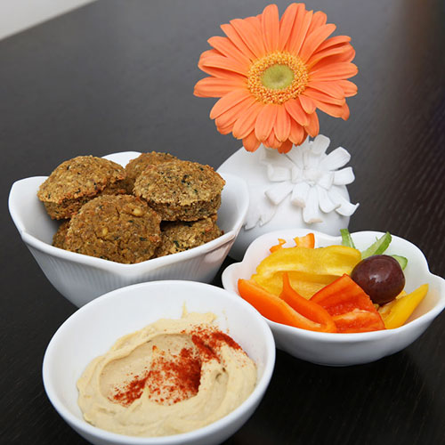 Falafel by Bourekas, Etc